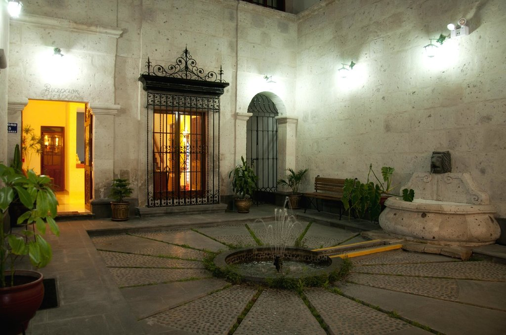 Casona Terrace Hotel