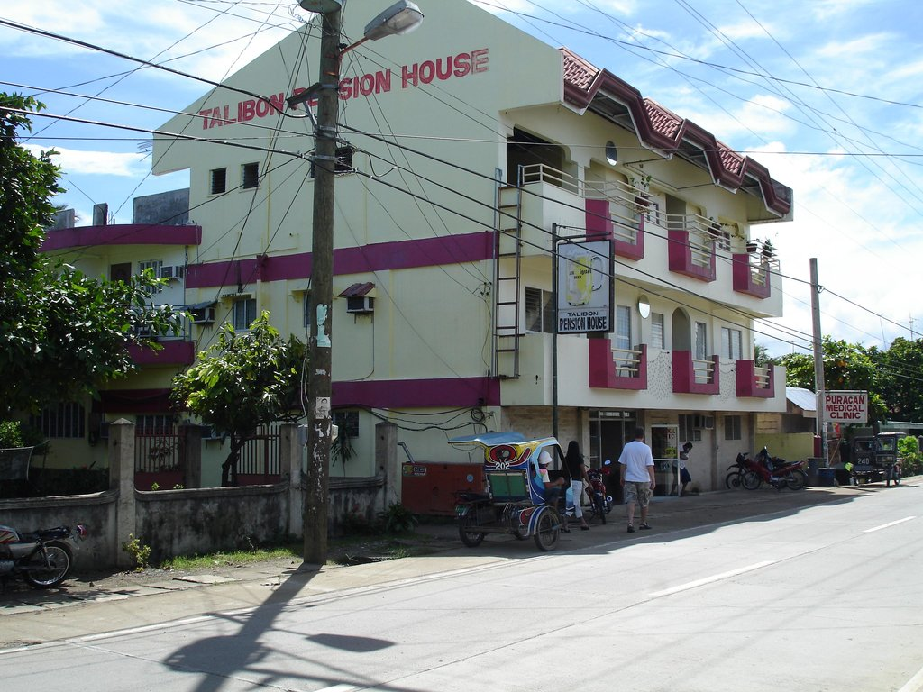 Talibon Pension House