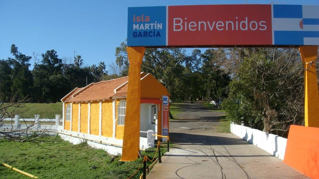 Hosteria Isla Martin Garcia