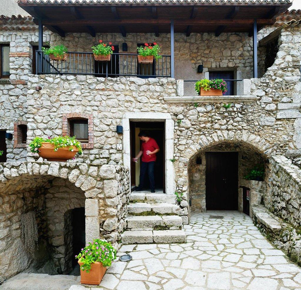 Albergo Diffuso Borgo Di Castelvetere
