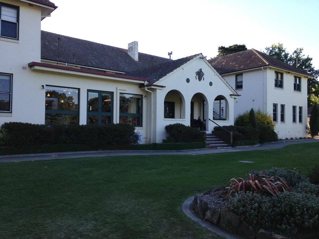The Dormie House