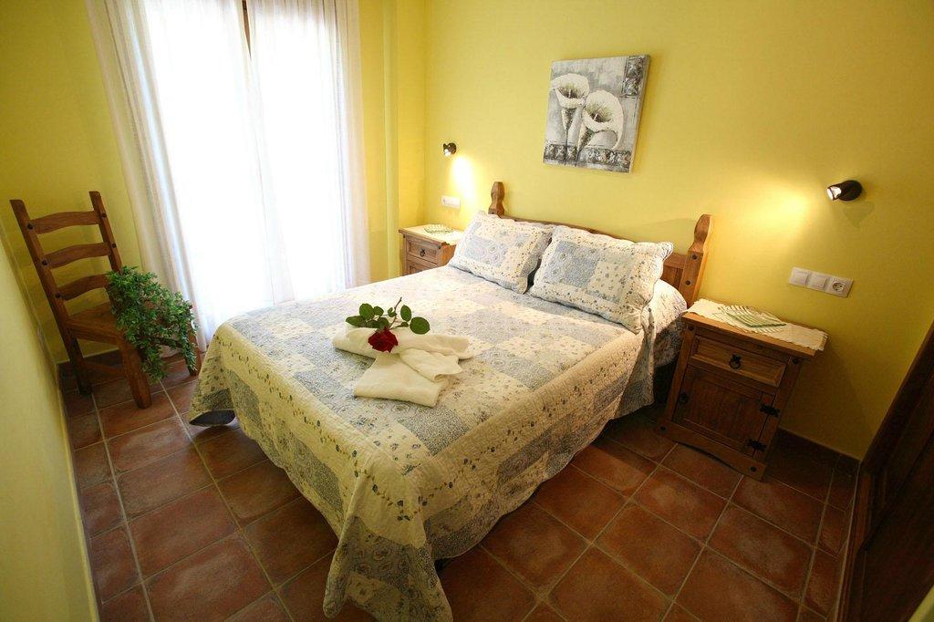 Apartamentos Rurales La Vina
