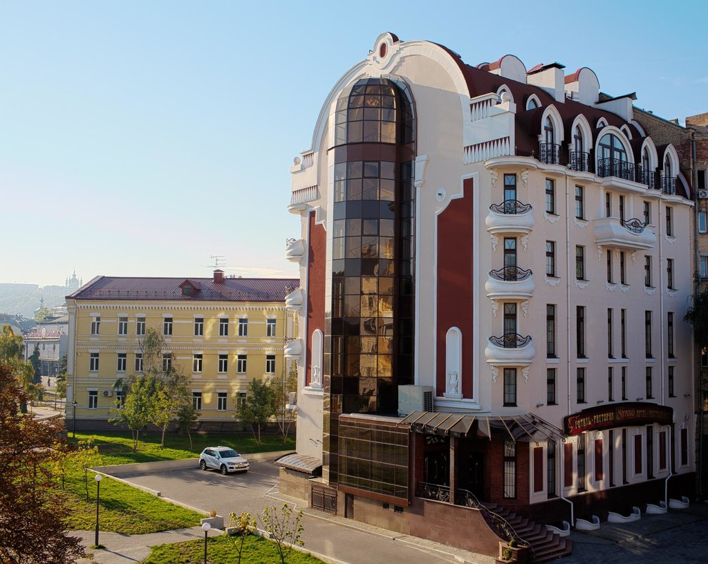 스타로 호텔