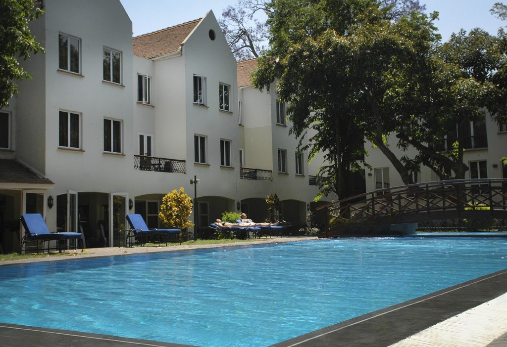 The Arusha Hotel