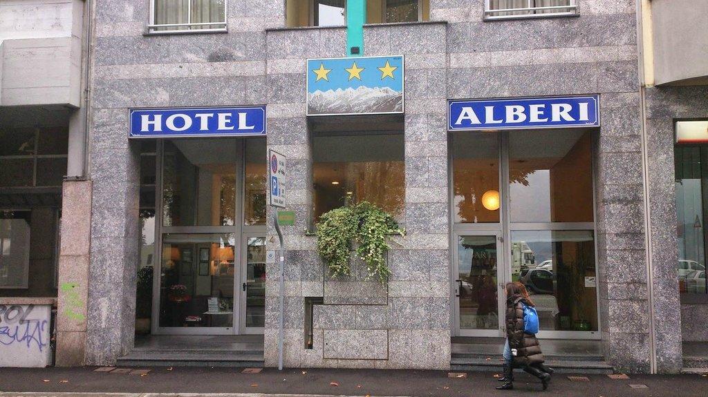阿爾貝利酒店