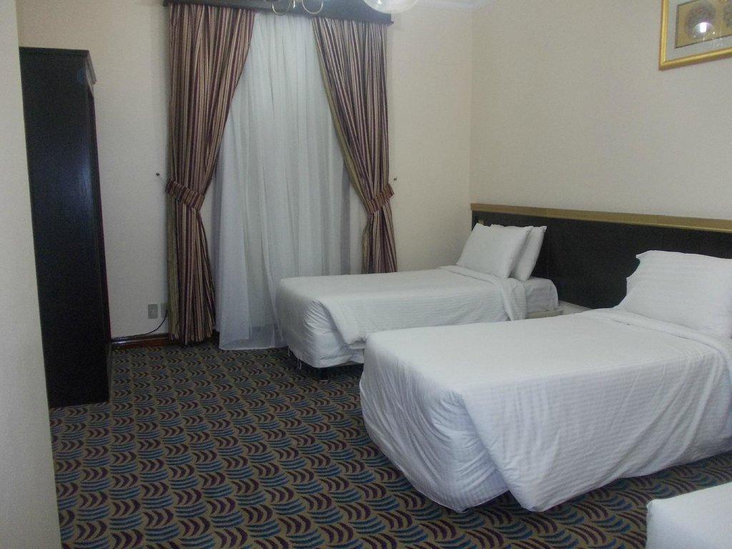 Al-Majeedi ARAC Suites