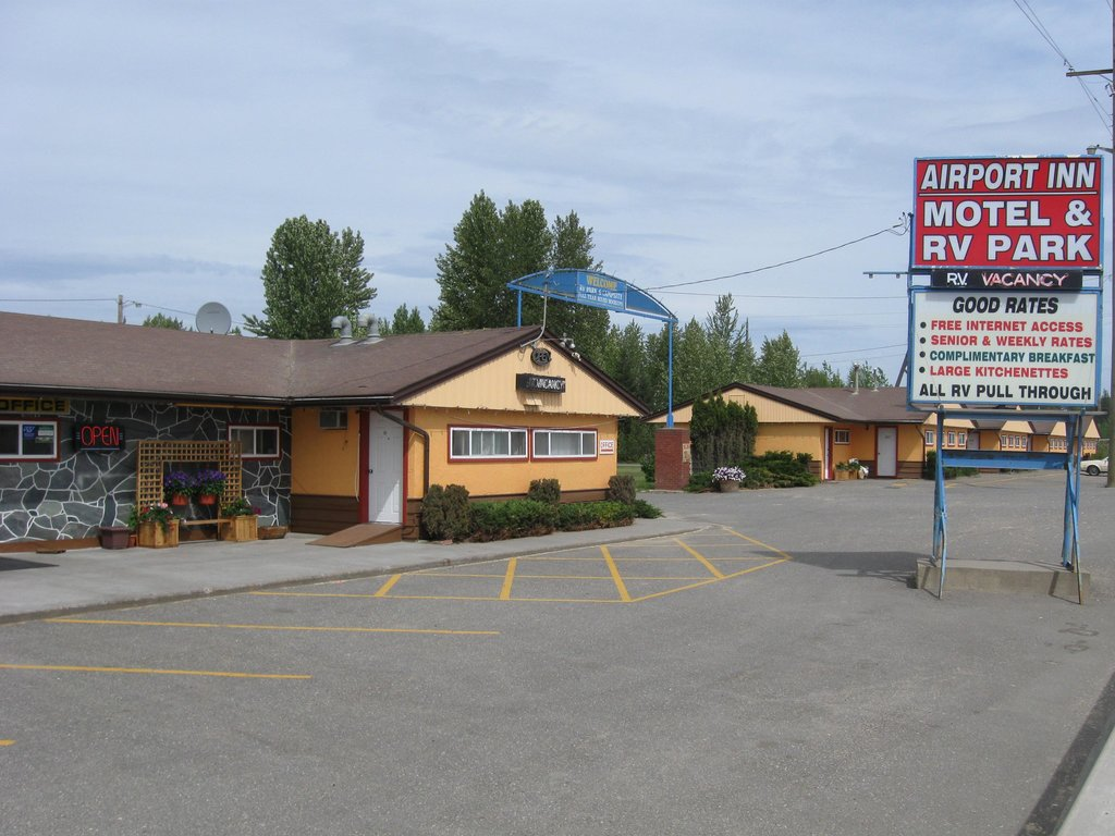 Airport Inn Motel and RV Park