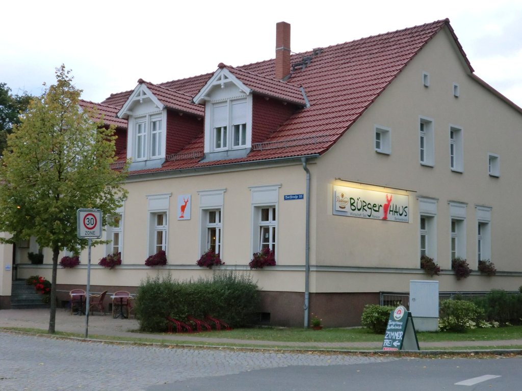 Bürgerhaus Berkenbrück