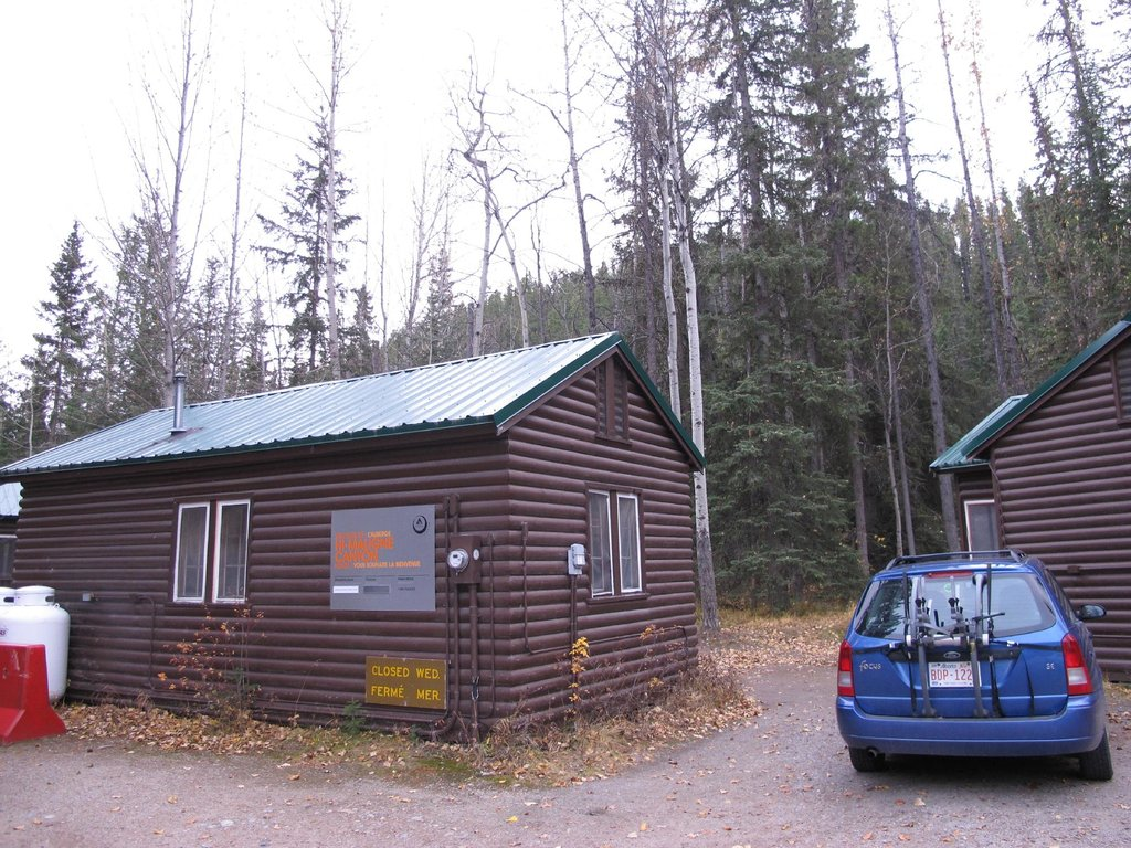 HI-Maligne Canyon Wilderness Hostel
