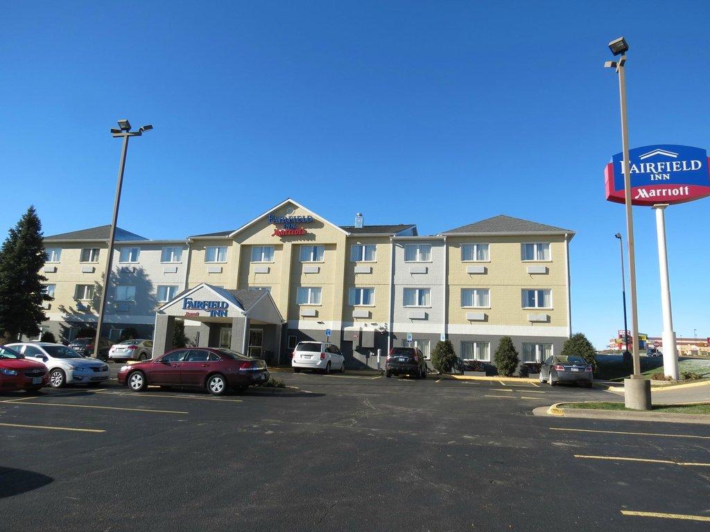 Fairfield Inn Dubuque