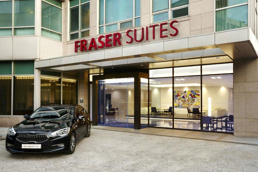 Fraser Suites Insadong