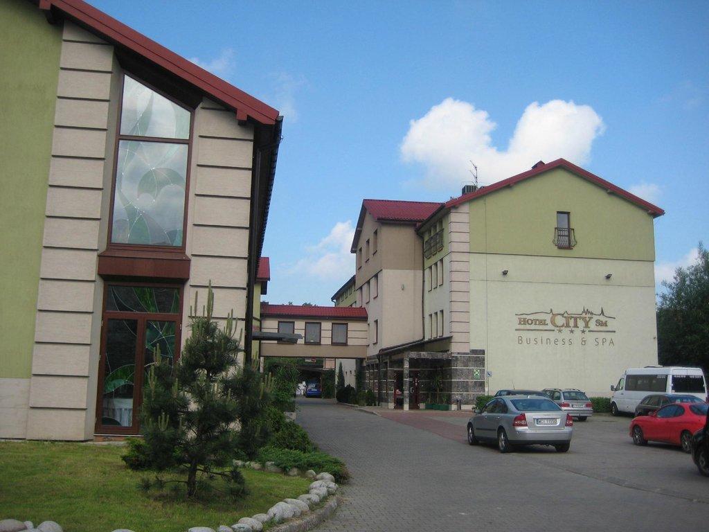 City Hotel SM