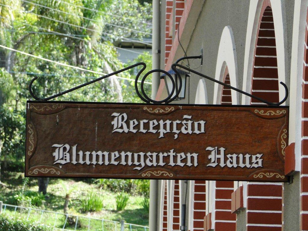 Blumengarten Haus Restaurante e Hospedagem