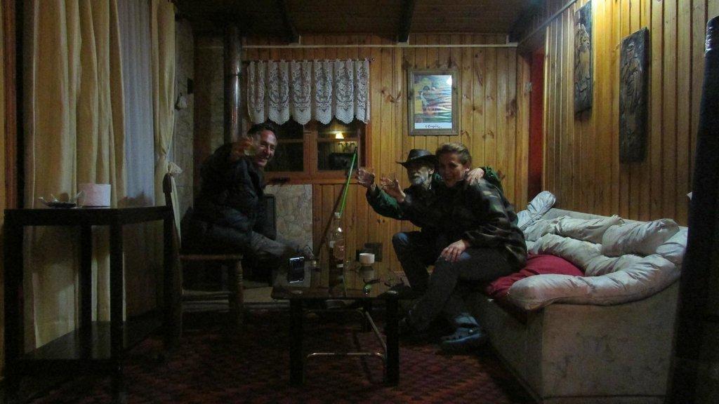 Los Ulmos de Ralun Lodge