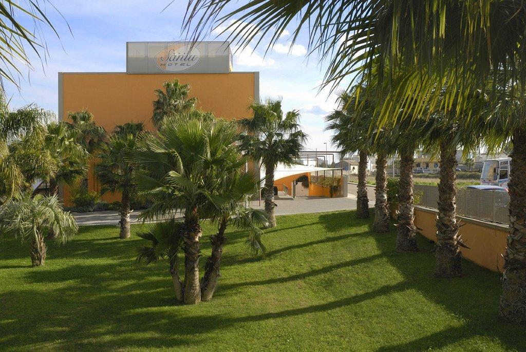 산루 호텔
