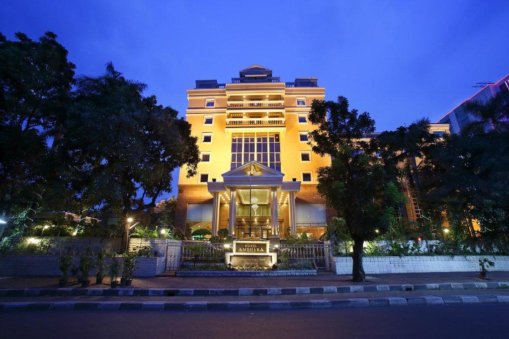 アンブハラ ホテル