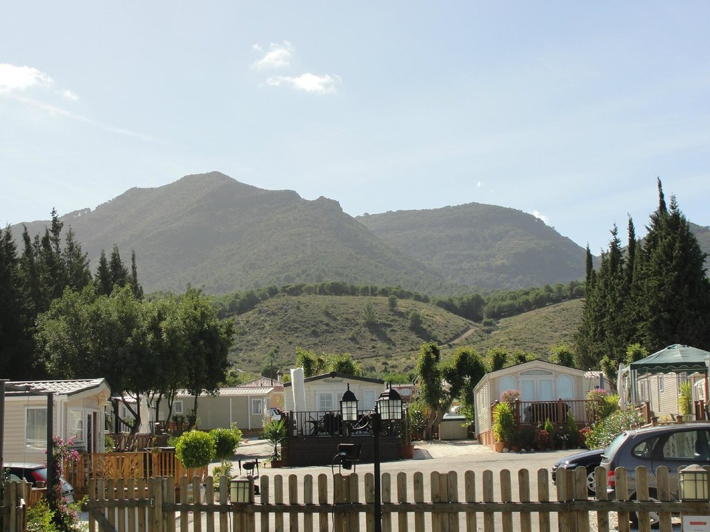 Camping Malaga Monte Parc