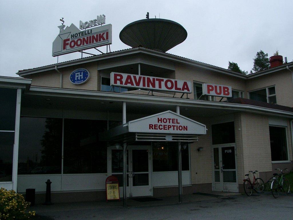 Hotel Fooninki