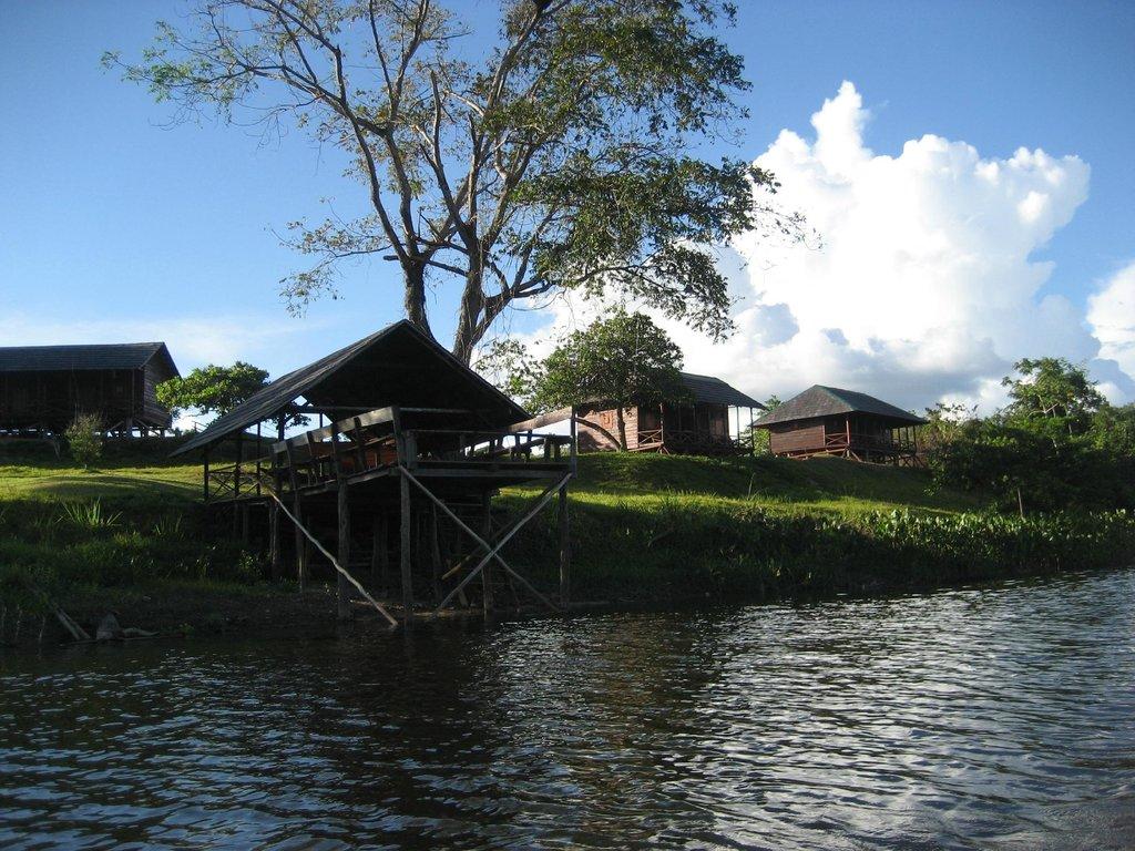 Jungle Lodge Palumeu