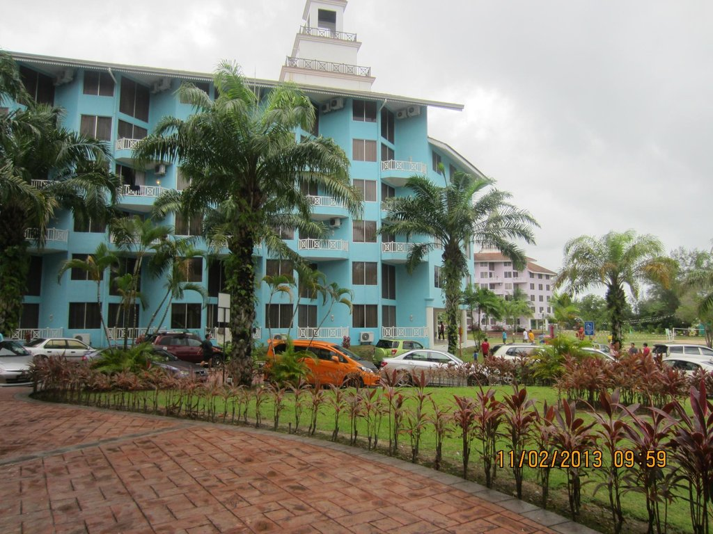 Desaru Golden Beach Hotel