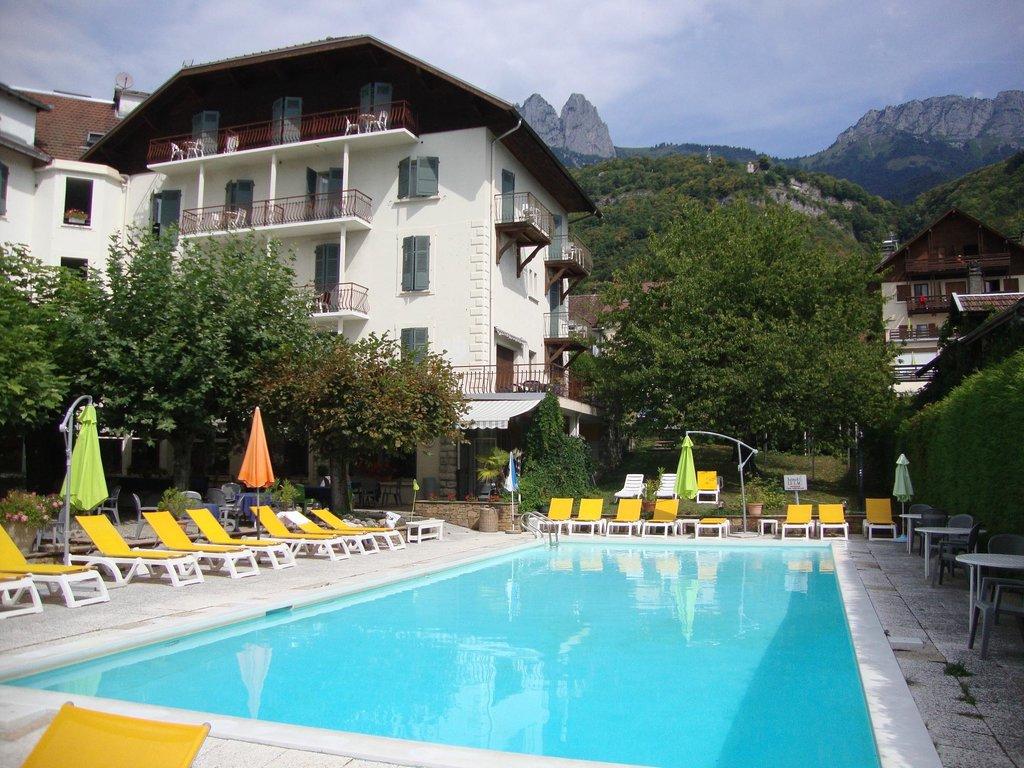 Hotel Les Pres Du Lac