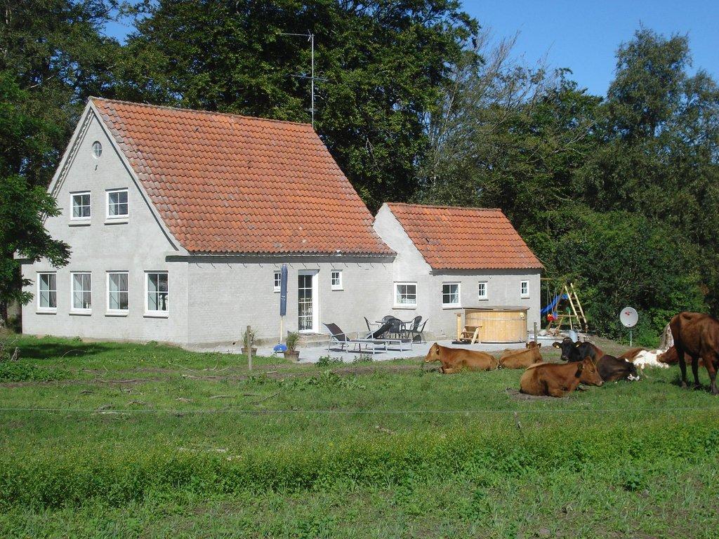 Krogsoegaard Holiday House & Rooms