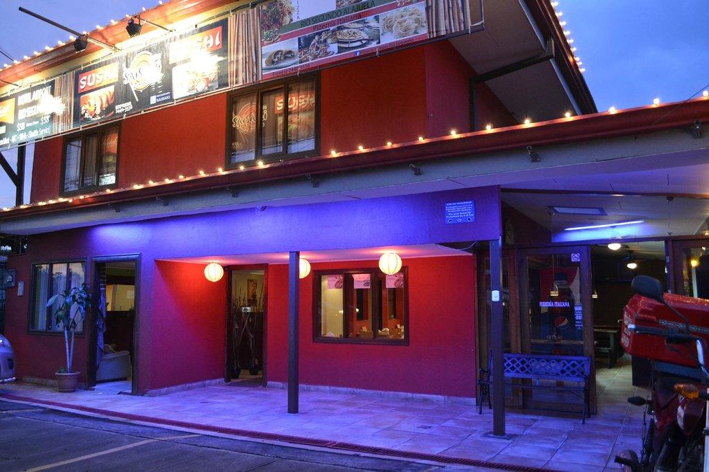 โรงแรมแอร์พอร์ท ริโอ เซกันโด