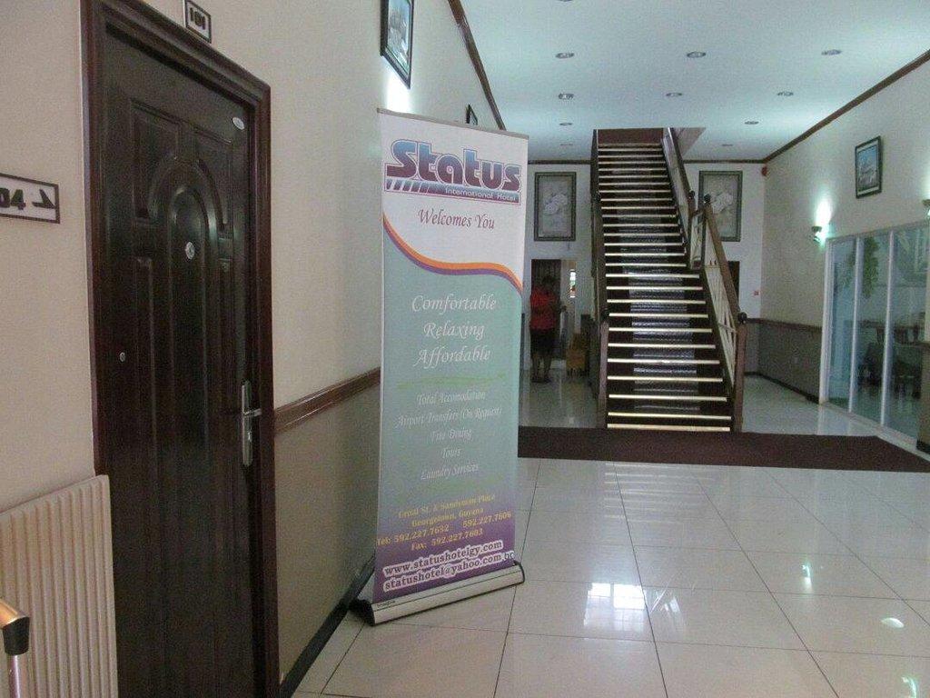Status International Hotel