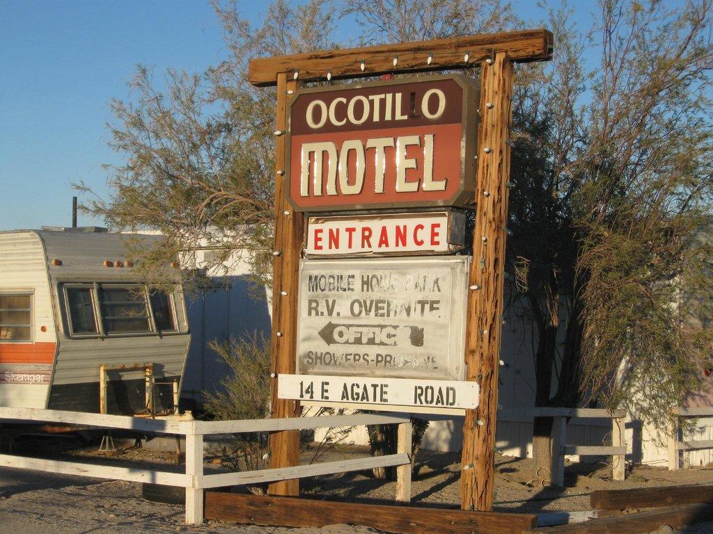 Ocotillo Motel