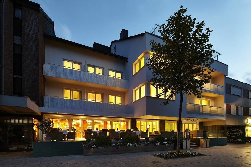 ホテル シェルフ