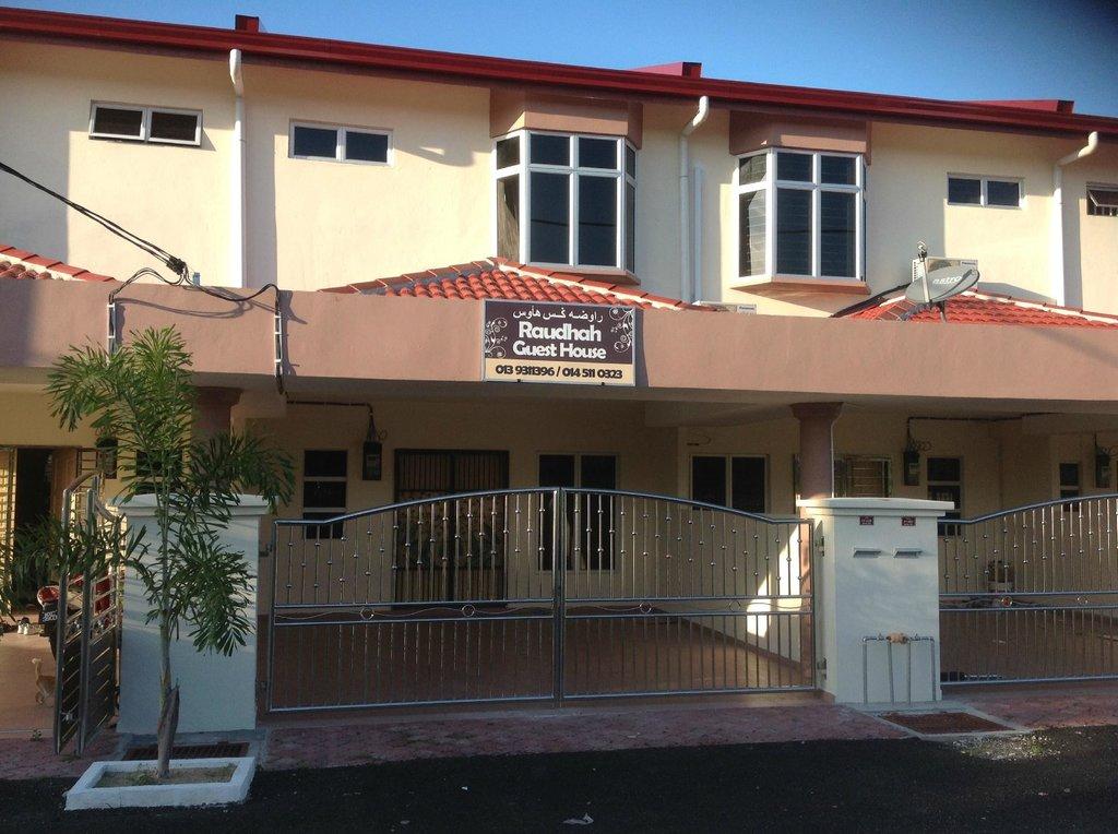 Raudhah Guest House Kubang Kerian