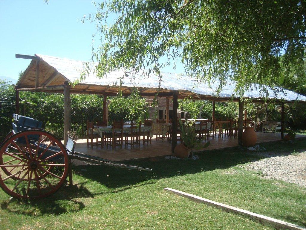 Cabanas Las Vinas