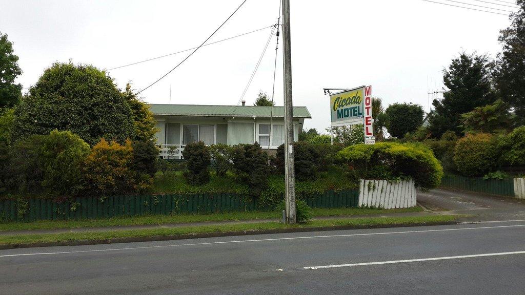 Cicada Motel