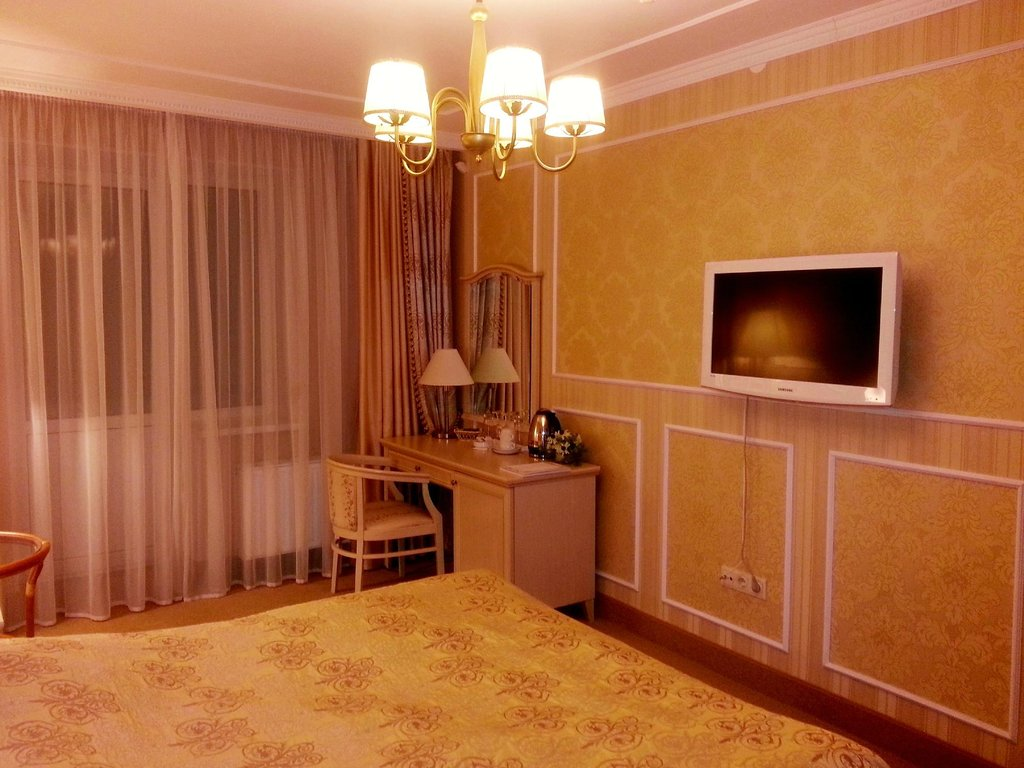 Zolotoy Lev Hotel (Golden Lion Hotel)