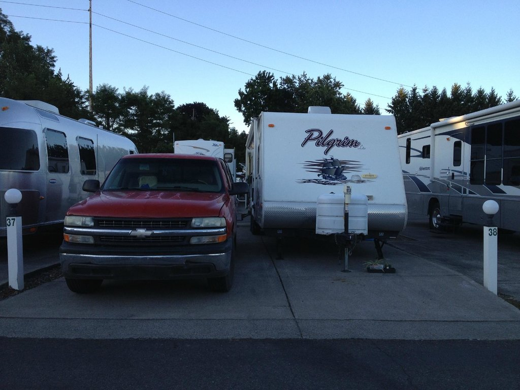 Van Mall RV Park