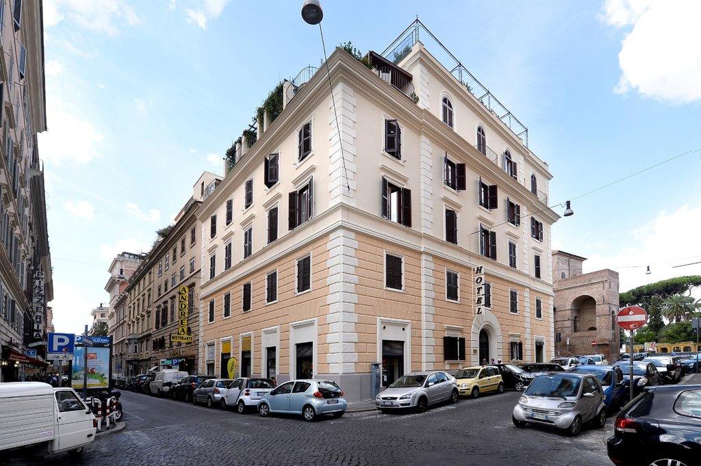 ホテル ゴールデン ローマ