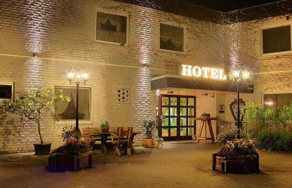 ホテル アム スプリングホルストゼー