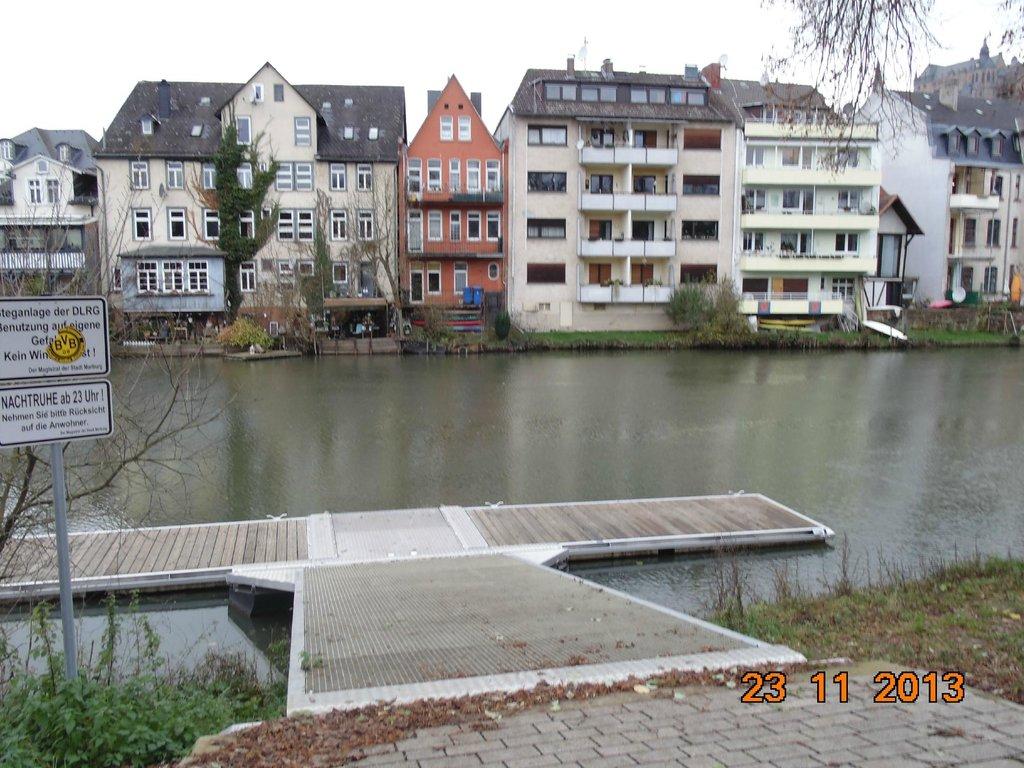 Die Jugendherberge Marburg