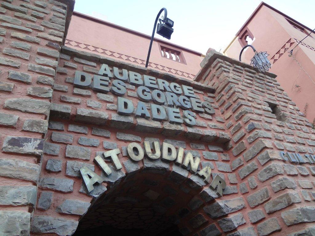 Auberges des Gorges du Dades