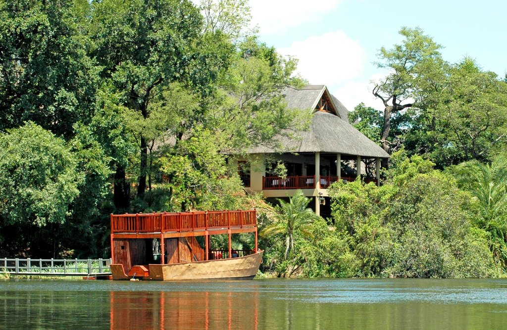 Divava Okavango Lodge & Spa