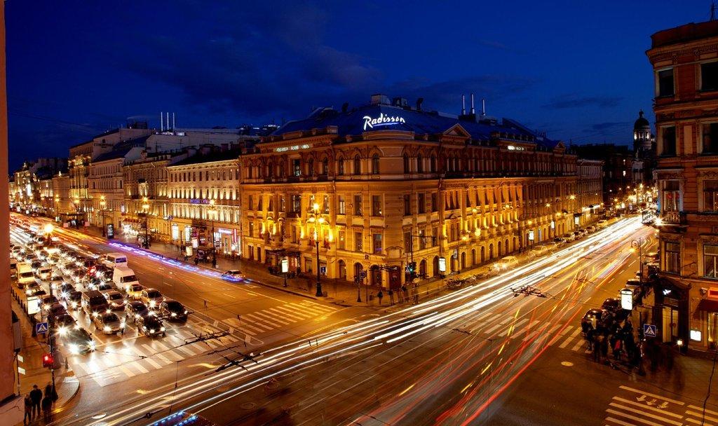 ラディソン ブル ロイヤル ホテル サンクトペテルブルク