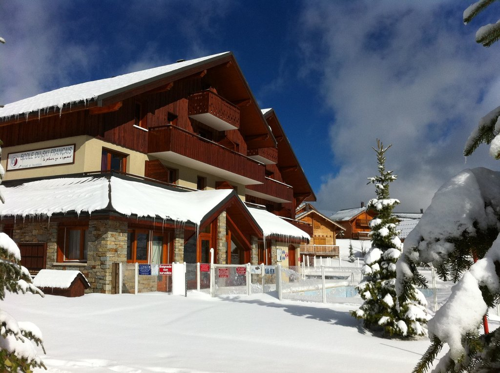 Residence Les Chalets Goelia