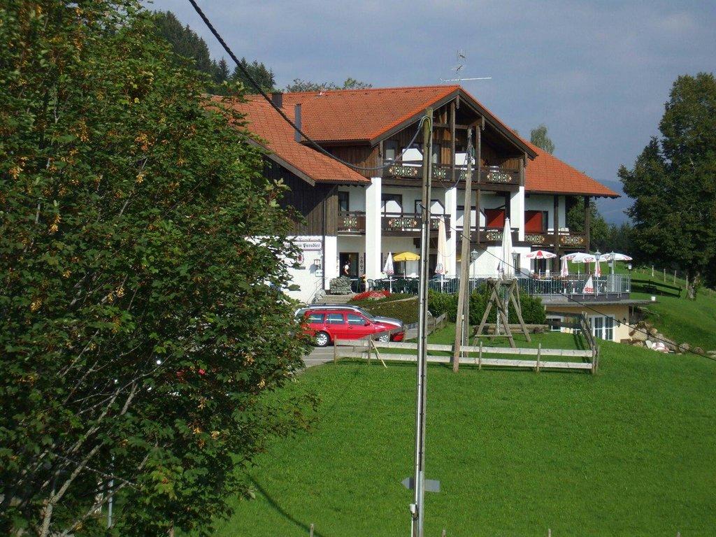 Berghof am Paradies