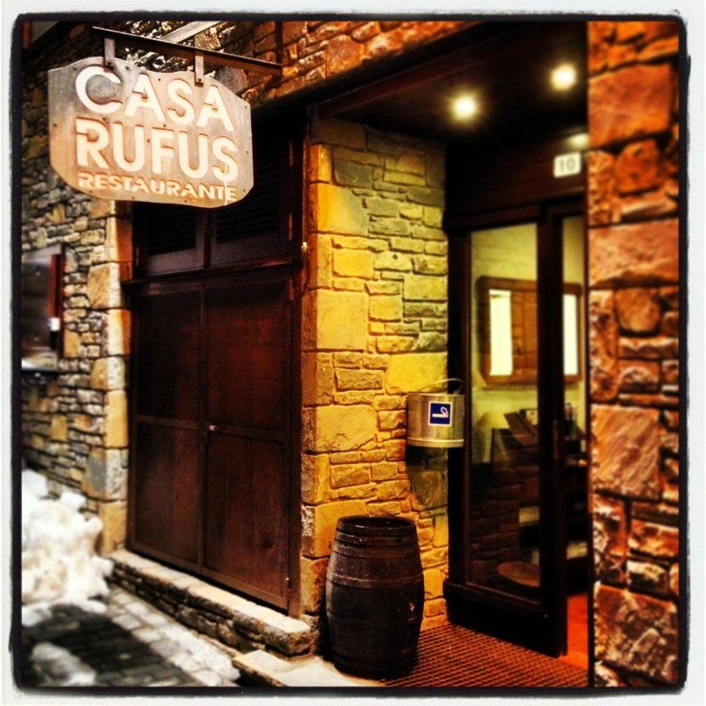 imagen Casa Rufus en Naut Aran