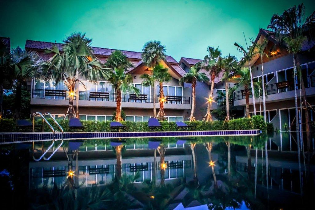 Taman Spa Resort