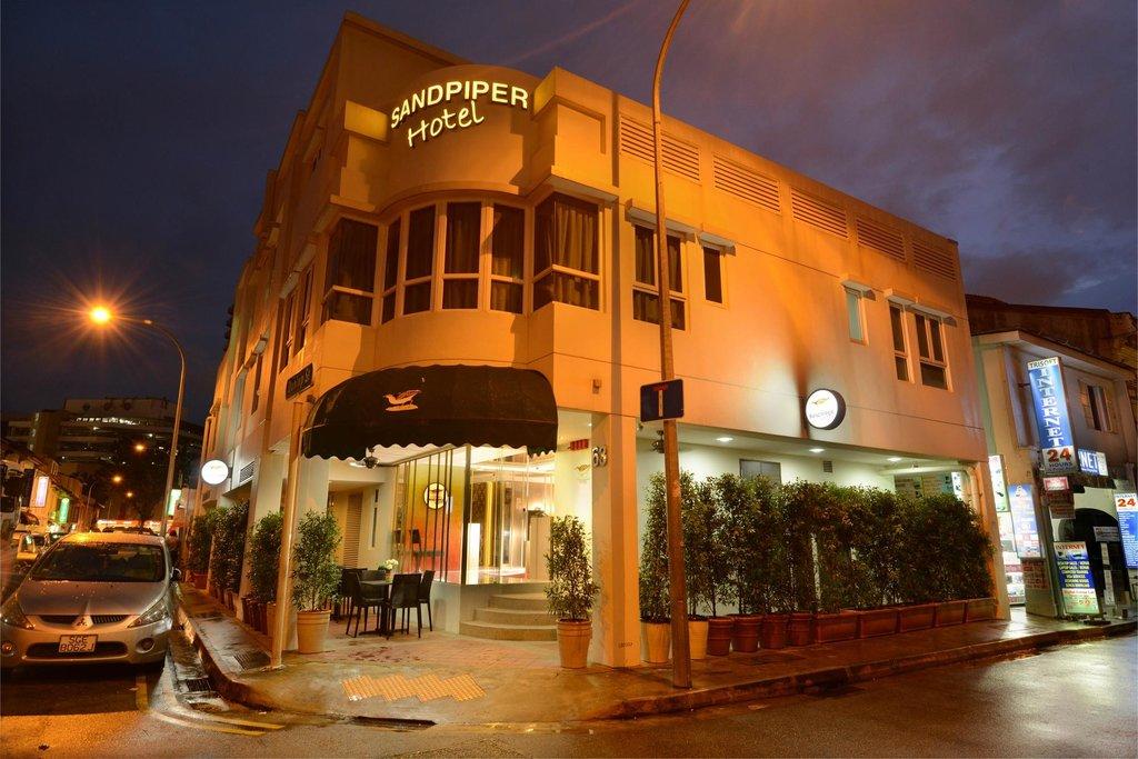 Sandpiper Hotel Singapore