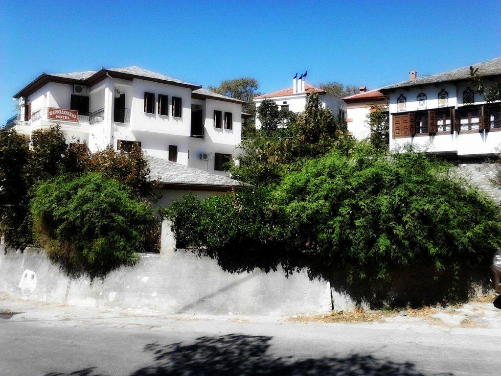 Hotel Ageri Archontiko Kleitsa