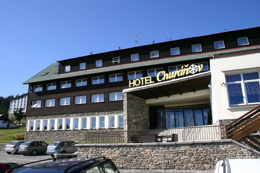EA Hotel Churanov