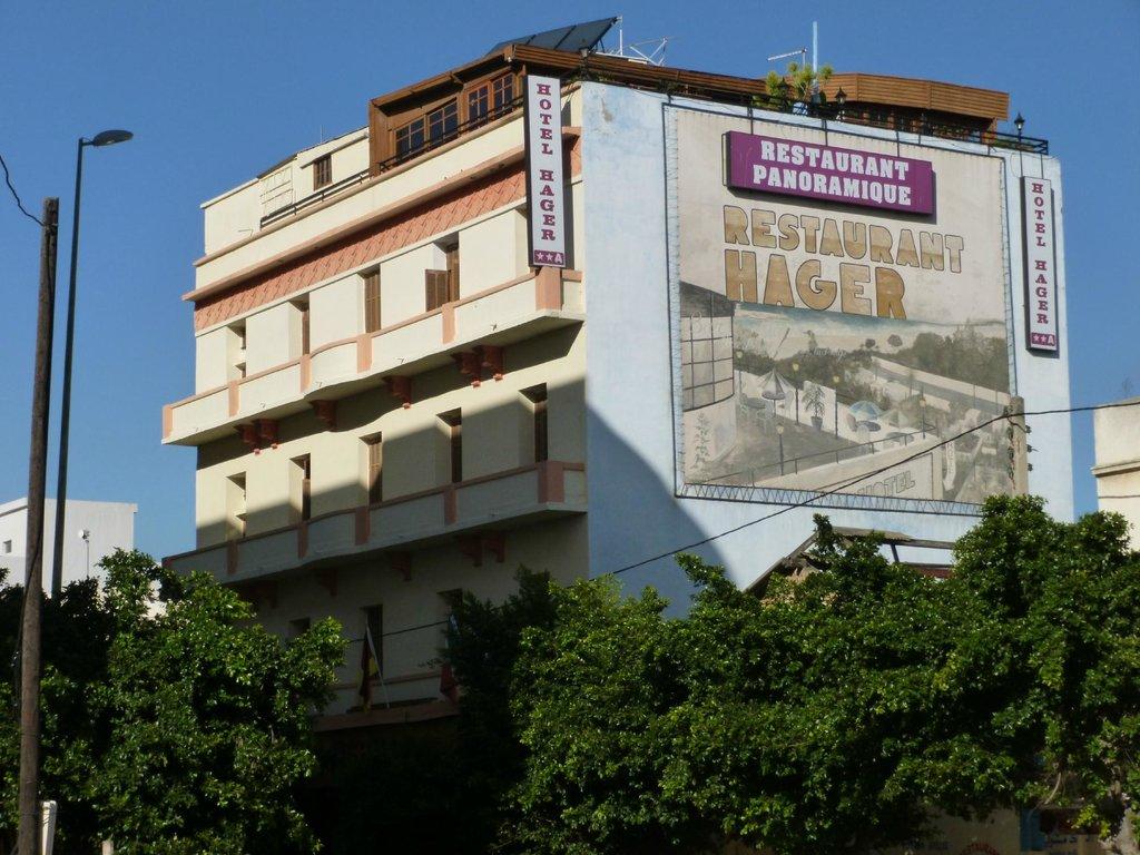 Hotel Hager Mohammedia