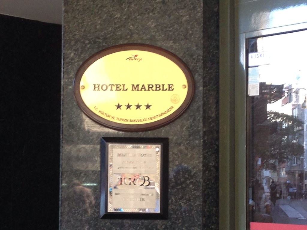 Marble Hotel